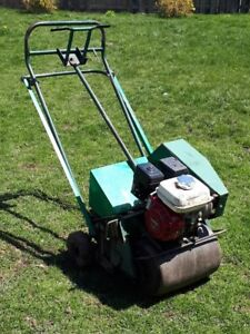 CORE LAWN AERATING & DE-THATCHING SERVICE