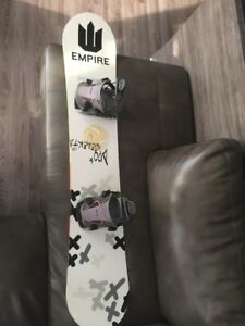 Planche de snow Empire