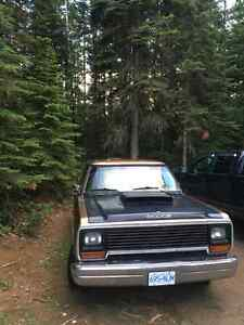 1987 Dodge Other Pickups SUV, Crossover Prince George British Columbia image 3