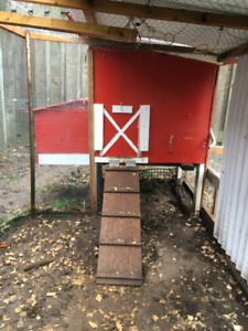 Chicken Coop and Run for Sale
