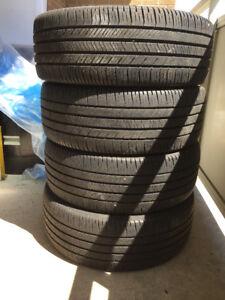 P205/55R16 89T All season tires