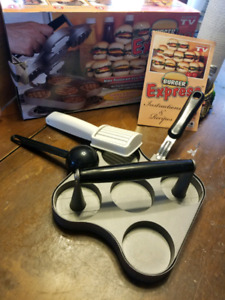 Burger express maker
