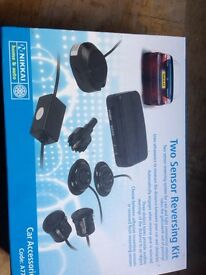 Car reversing kit for sale new boxed. Cost £30 sell for £15