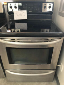 Cuisiniere stainless Kenmore à convection