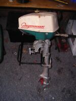2 hp outboard