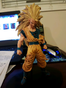 Dragonball Z SS3 Goku - NEW authentic very rare figure
