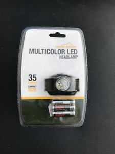 Head Lamp (New In Package)
