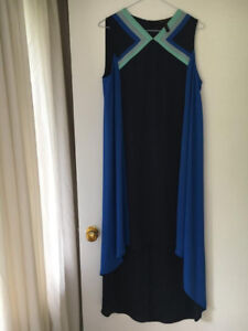 Ralph Lauren and BCBG designer cocktail party dresses size s new