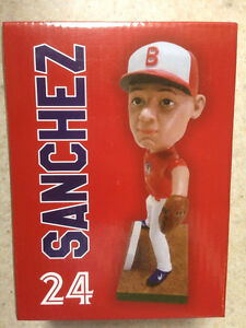 SEVERAL Stadium Giveaway (SGA) Bobbleheads - Aaron Sanchez Jays