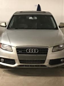 LOW kms - Audi A4 Quatro Premuim