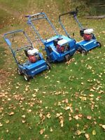 Commercial grade lawn equipment