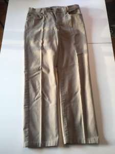 Pantalons Mexx Chino Beige 34/34 Medium - 100% Cotton