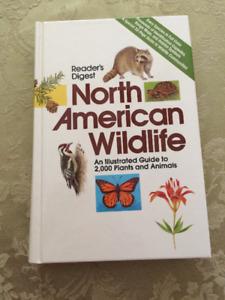 Book on North American Wildlife
