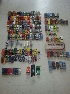 Vintage Hot Wheels Collection............
