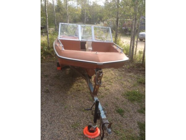 Used 1973 Other ANCHOR TRAIL TRIHAUL