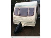 Here's my stunning Avondale dart 515 4 berth touring caravan for sale