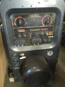 2006 Lincoln classic 300D welder with cables