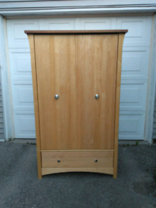 Wardrobe / armoire, solid wood, Delivery Available!