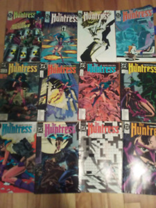 The Huntress 1989 issue 1-16