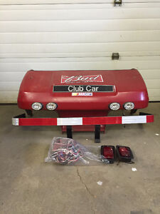 Club Car DS Front Body Parts