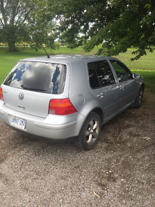 2006 Volkswagen Golf GLS Hatchback 2.0