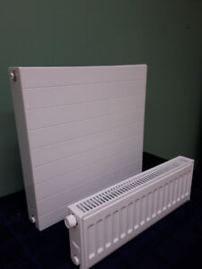 Hydronic Radiators and Fans/Kickspace heaters NEW