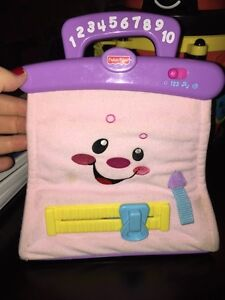 Fisher Price Laugh and Learn Purse