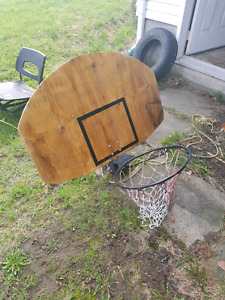 Panier de Basketball (Homemade)