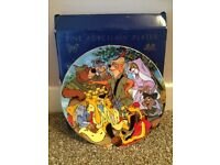 Kenley's collectable Disney plate- Robin Hood