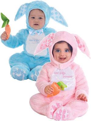 abbit Fancy Dress Costume Boys Girls Animal Wabbit Easter (Baby Animals Kostüme)