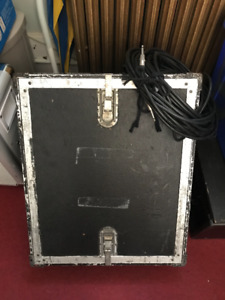 PEAVEY MONITOR PRECISION TRANSDUCER & Equalizer with Amplifier
