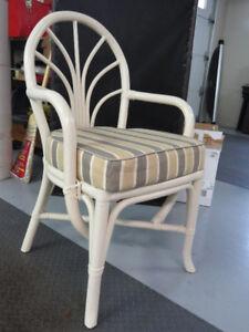 Rattan Kitchen Chairs