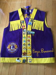 Lions Club vest Cornwall Ontario image 1