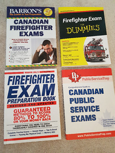 FireFighting Exams Study Guides (4)