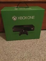 Xbox one and go pro + for trade