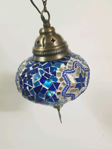 Mosaic Handcrafted Turkish lighting