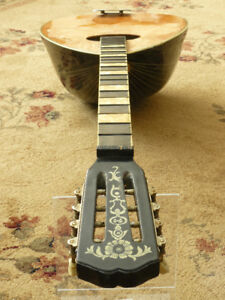 OPA!  Greek bouzouki, needs some work... LOWER PRICE!