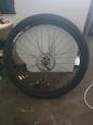 27.5 front disc wheel