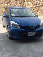Toyota Yaris 2012 50.000 km