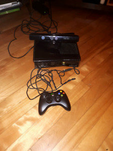 Xbox 360 touch 250g +kinect
