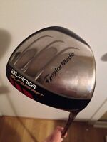 Taylormade Burner Superfast Driver RH, shortened