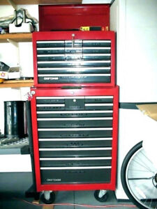 Craftsman Tool Drawer Tower