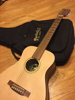 Little Martin LXM travel size guitar
