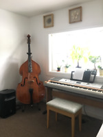 Music Lessons in Voice and Piano