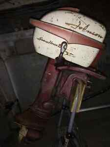 Two Running outboard motors 5.5 hp Windsor Region Ontario image 1