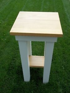 Very Good Cond. Professional Solid Wood Table Kitchen or Patio