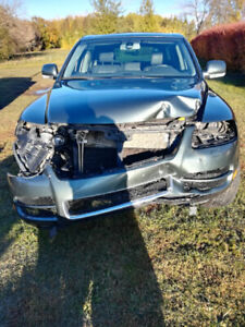 VW Touareg  V8 Complete Unit: Parting Out