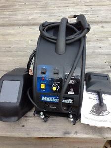 MIG  and  WIRE FEED WELDER