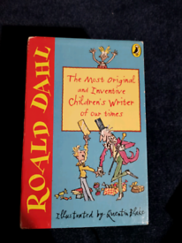 Roald dahl children book