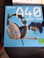 Astro a40 headset m80 mixamp Xbox one 1
